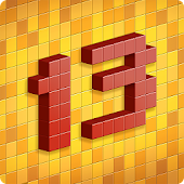 Game Unlucky 13 - Relaxing block puzzle game APK for Windows Phone