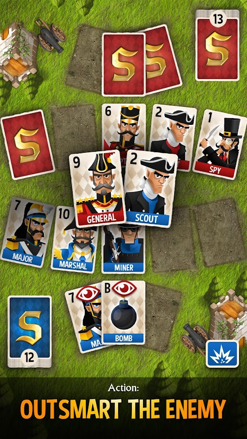 Stratego® Battle Cards Screenshot 14