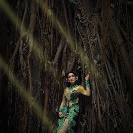 by Ka Seng - Wedding Bride