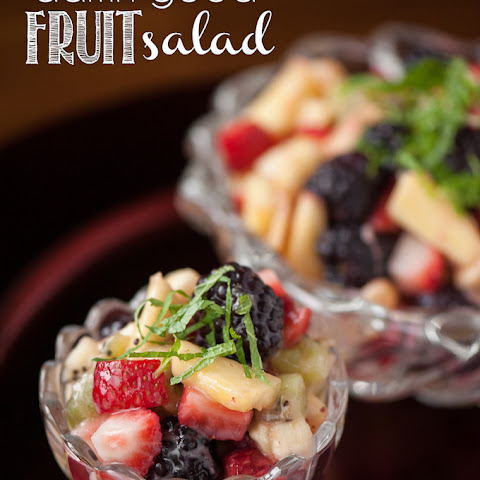 Damn Good Fruit Salad