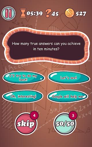 100 Answers - screenshot