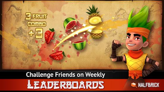 Fruit Ninja Free- screenshot thumbnail