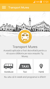 Transport Mures - screenshot