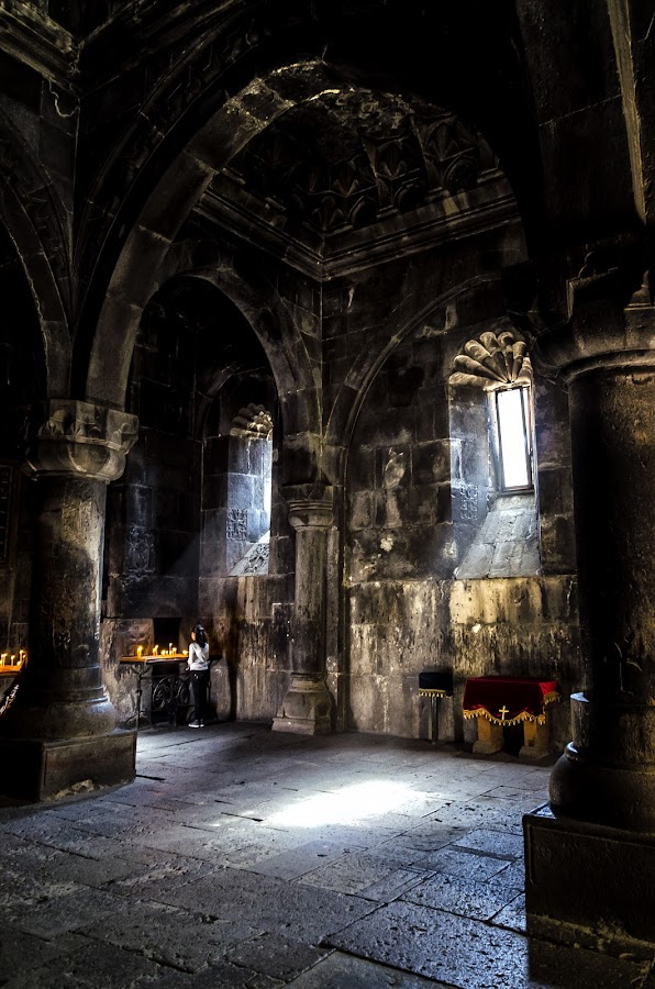 Geghard Monastery  by Amir Kh - Buildings & Architecture Public & Historical ( history, armenia, church, kotayk, geghard, art, churches, monastery, architectural, historical, architecture, historic,  )