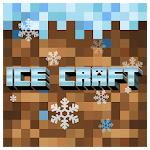 Ice Craft: Crafting and Survival Icon