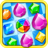 Game Jewel Frozen Mania Free match APK for Kindle