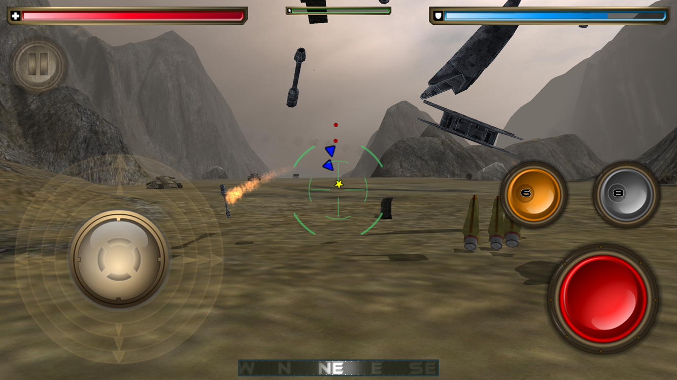 Tank Recon 2 Screenshot 15