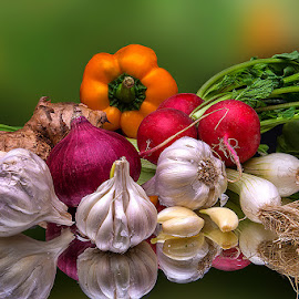 by Rakesh Syal - Food & Drink Ingredients