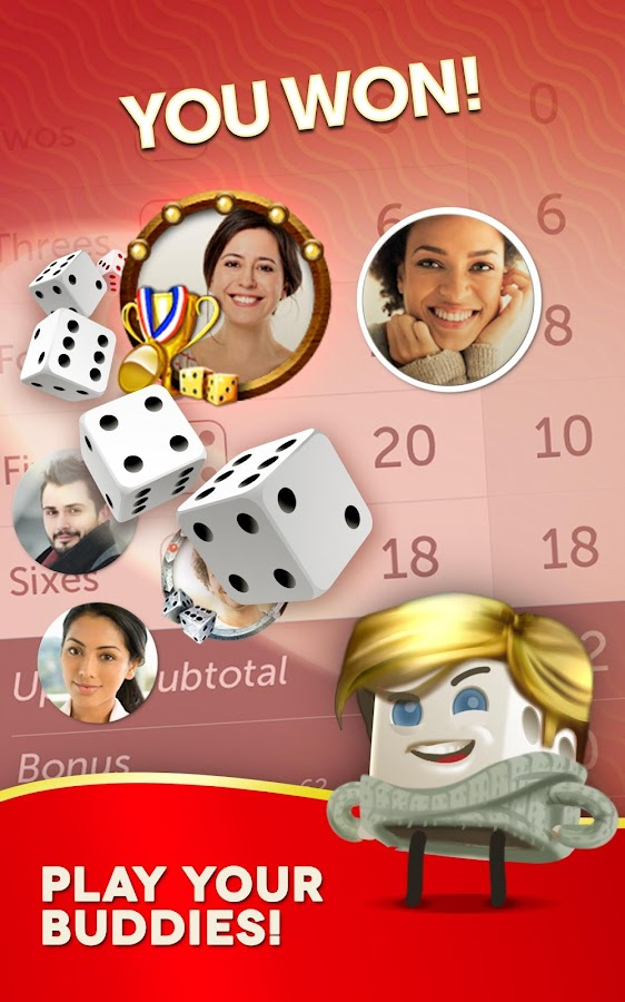 YAHTZEE® With Buddies - Dice! Screenshot 14