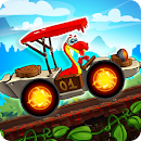 Dino World Speed Car Racing icon