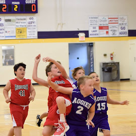 by Martha Needham - Sports & Fitness Basketball