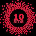 Android aplikacija mts10sms