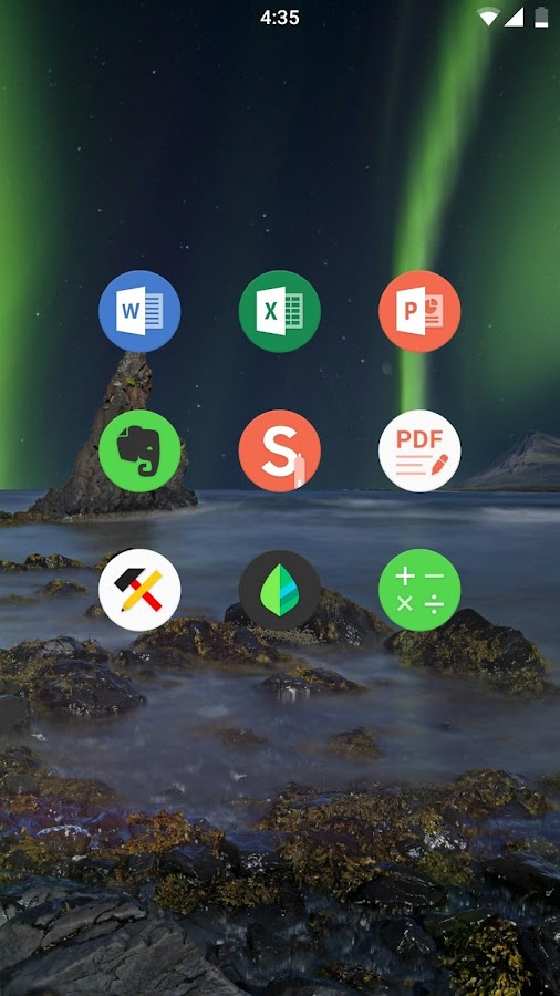Grace Pixel UX - Icon Pack Screenshot 2