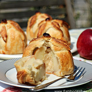 Apple & Marzipan Dumplings