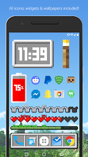 Themecraft Pro - 8-Bit Theme- screenshot thumbnail
