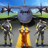 Army Criminal Transport Plane APK for Bluestacks