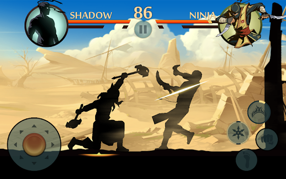 Shadow Fight 2 For Android TV APK screenshot thumbnail 5