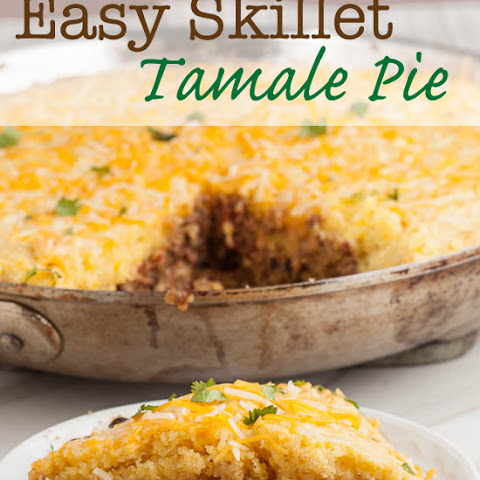 Quick Skillet Tamale Pie