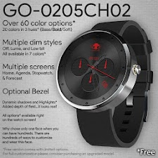 GO-0205CH02 Free Watch Face