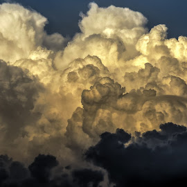 by Tomislav Gažić - Landscapes Cloud Formations