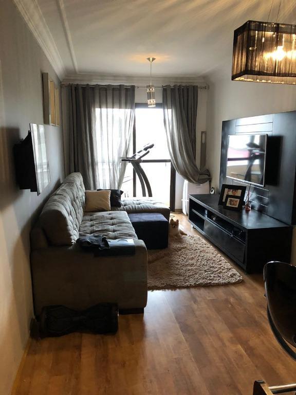 Apartamento Vila Gilda, Santo André (ap1524)