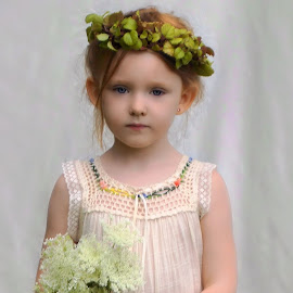 The Prettiest Picture by Cheryl Korotky - Babies & Children Child Portraits