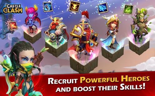 Castle Clash: Age of Legends- screenshot thumbnail