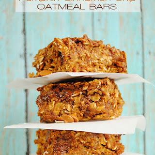 Low Fat Pumpkin Oatmeal Bars Recipes