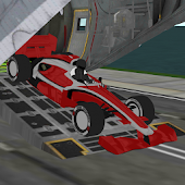 Download formula racing car cargo plane APK