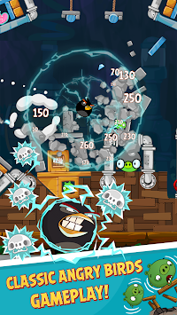 Angry Birds APK screenshot thumbnail 4