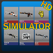 Weapon Case Opening for CS:GO APK for Bluestacks