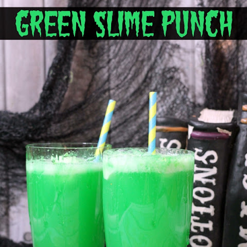 Green Slime Punch