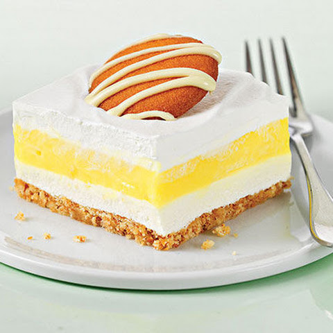 Lemon Striped Delight