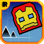 Geometry Iron Dash For PC / Windows / MAC