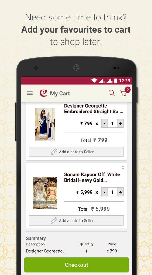 Craftsvilla - Online Shopping Screenshot 3