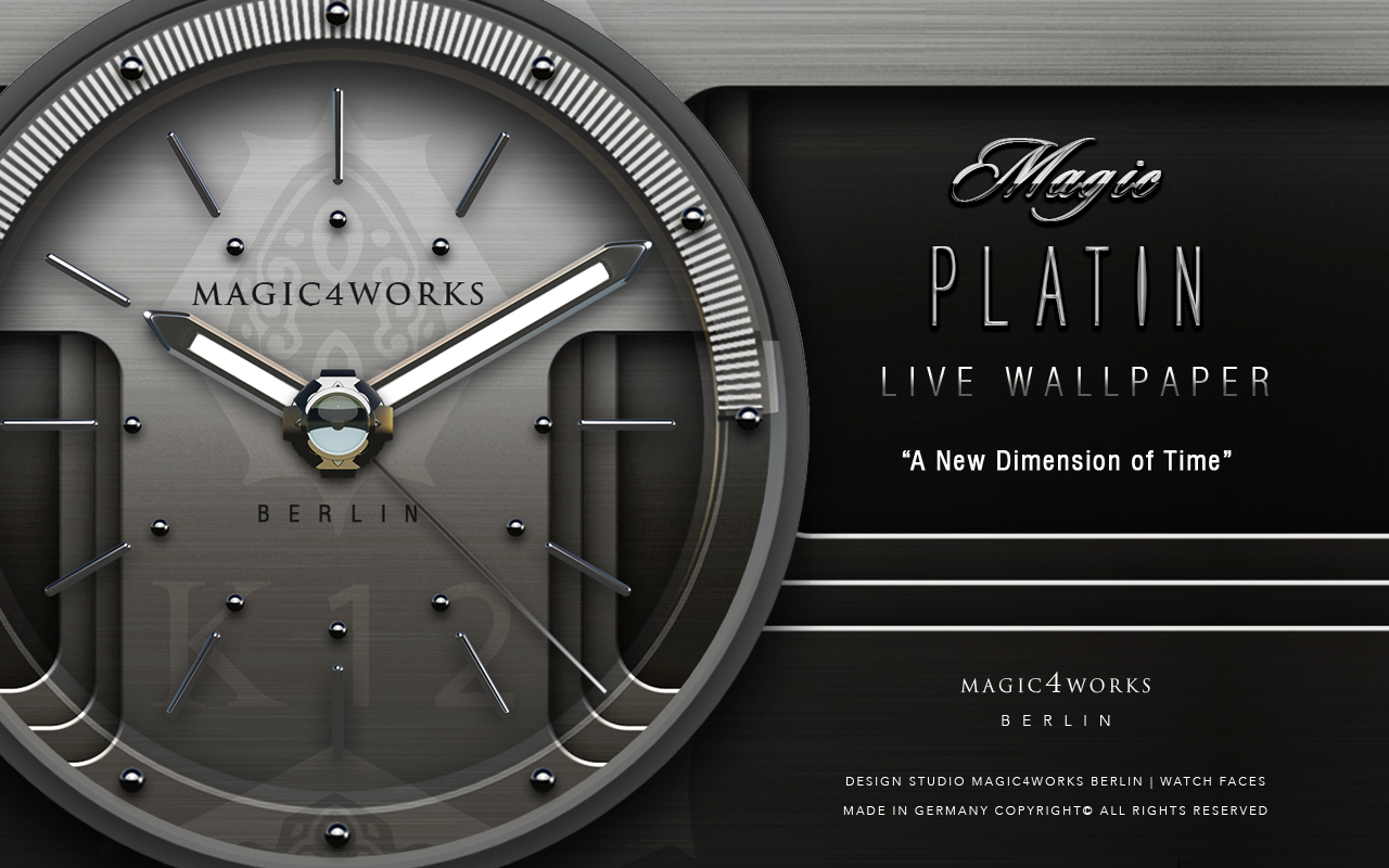 Designer Mega Clock Bundle LWP Screenshot 10