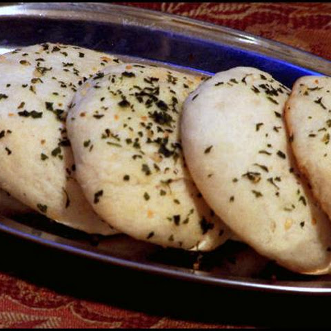 Indian Mini Garlic Naan