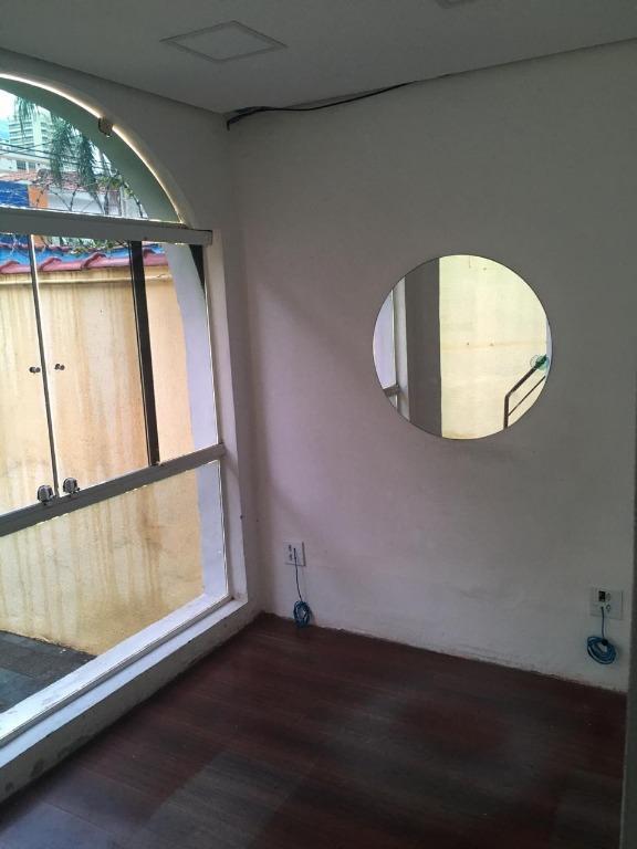 Casa com 4 dormitórios para alugar, 320 m² por R$ 4.500/mês - Pompéia - Santos/SP