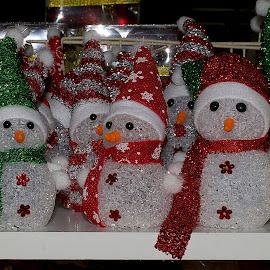 colorful christmas decorations by LADOCKi Elvira - Public Holidays Christmas ( holiday, christmas, decorations )