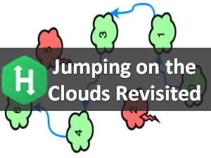 HackerRank Solution: Jumping on the Clouds | HackerRank Tutorials