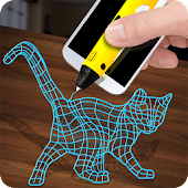 Game 3D Pen Cat Simulator APK for Windows Phone