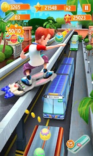 Bus Rush apk screenshot