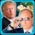 Mahjong: Putin and Trump Game