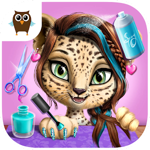 Jungle Animal Hair Salon 2 For PC (Windows / Mac)