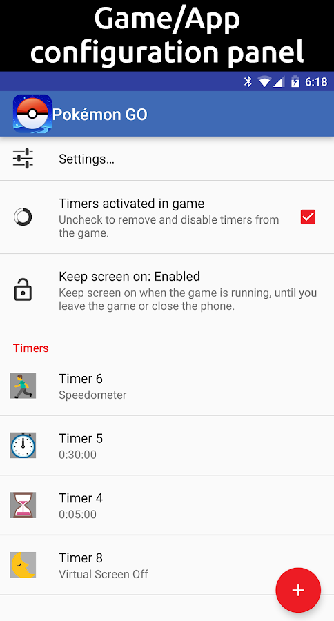 Integrated Timer Screenshot 5