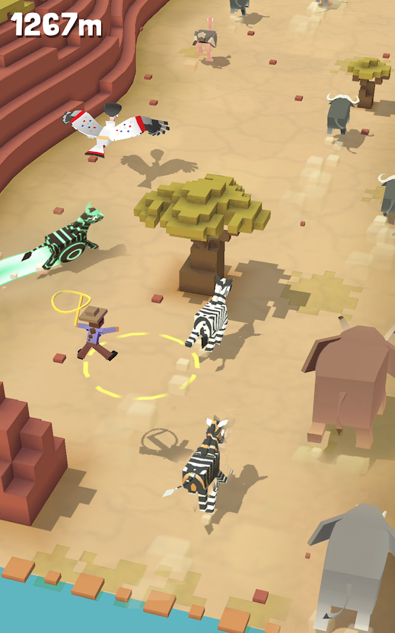 Rodeo Stampede Screenshot 2