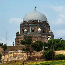 multan  by Mohsin Raza - Buildings & Architecture Public & Historical