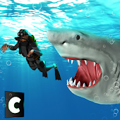 Game Angry Wild Shark Sim apk for kindle fire