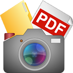 PDF Scanner: Document scanner + OCR Free Icon