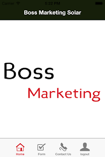 Boss Marketing Solar - screenshot